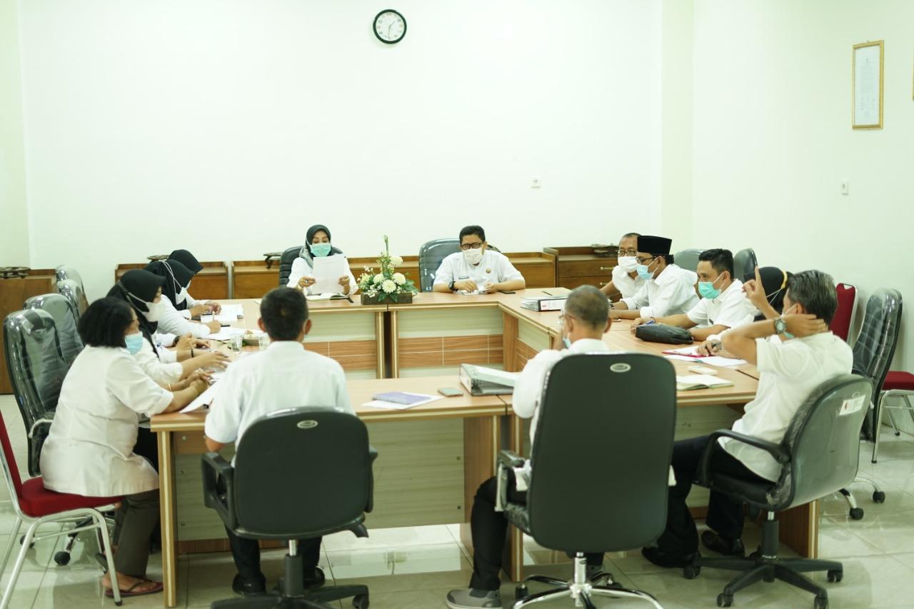 Evaluasi Pembangunan Zoza Integritas DPMPTSP